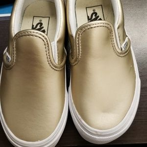 NEW Vans child size 11